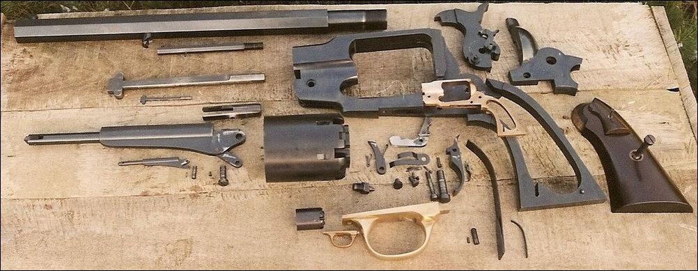 Самый большой револьвер - 6 Апреля 2013 - Блог - личный